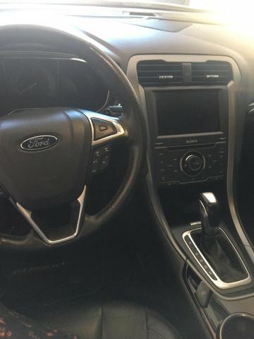 Ford Fusion Titanium 13/14 2.0 (Aceito Trocas) - Foto 5