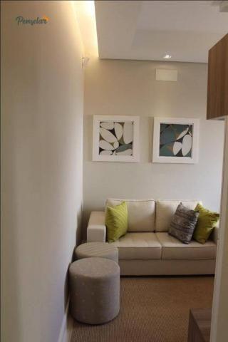 Apartamento com 3 dormitórios à venda, 63 m² por R$ 353.038,75 - Jardim Vista Verde - Inda - Foto 16