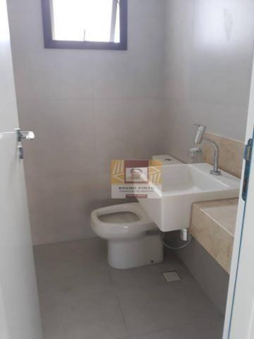 Apartamento com 4 dormitórios à venda, 235 m² por R$ 2.400.000,00 - Meireles - Fortaleza/C - Foto 8