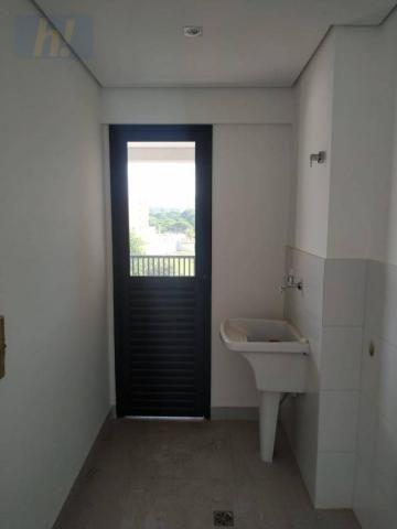 Apartamento com 1 dormitório para alugar, 44 m² por R$ 1.200/mês - Jardim Redentor - São J - Foto 5