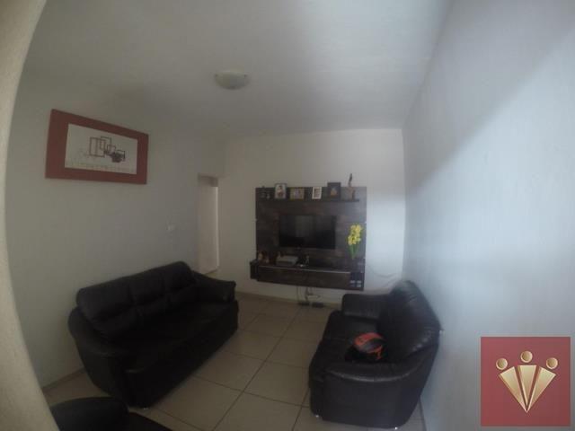 Casa com 3 dormitórios à venda por R$ 650.000 - Centro - Mogi Guaçu/SP