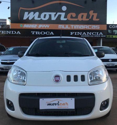 Fiat Uno Vivace 1.0 Fire 2015 Novinho 100% financiado