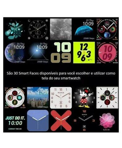 Relógio Tipo Apple Watch IWO 8 + Frete Grátis 279,99 - Foto 6