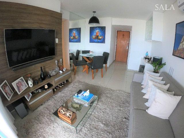 Apartamento 02 Quartos (1 suite) em Armação com 02 vagas de garagem - Foto 9