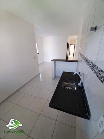 Casa com 2 dormitórios à venda, 81 m² por R$ 140.000,00 - Jabuti - Itaitinga/CE - Foto 13