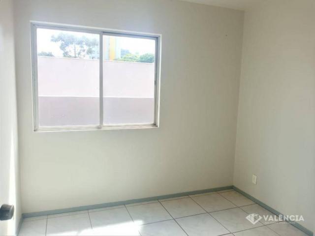 Apartamento com 1 Suíte + 2 Quartos para alugar no edifício Girassol por R$1100,00 - Rua P - Foto 8