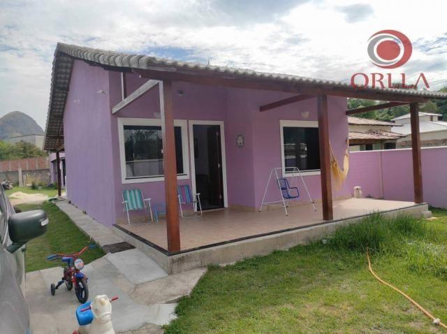 Orlla Imóveis - ?? Terreno com 2 casas em Itaipuaçu! - Foto 11