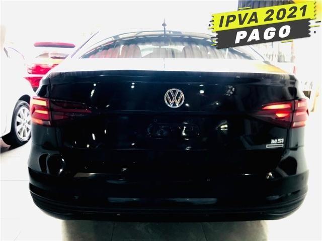 Volkswagen Virtus 2019 1.6 msi total flex manual - Foto 5