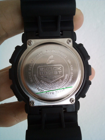 Relógio Casio G-Shock GA-110 A prova d'água - Foto 4