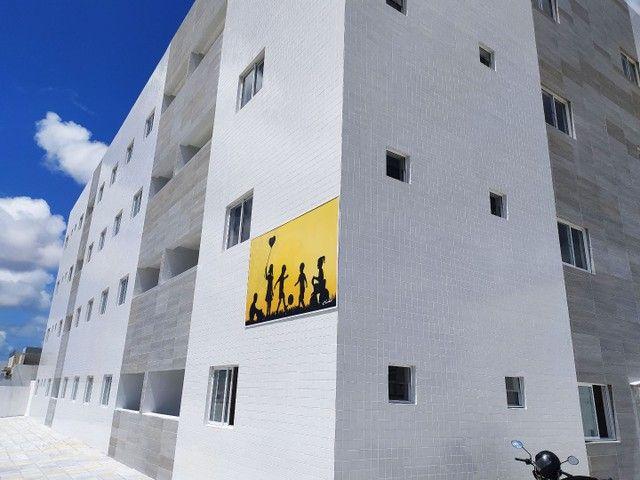 Ótimo apartamento com dois quartos e área de lazer no Novo Geisel João pessoa - Foto 12