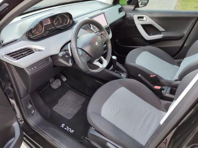 Peugeot 208 Allure 1.5 Flex Automático - Foto 16