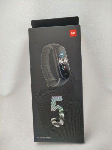 Sucesso do ano! Mi Band 5 da Xiaomi.. Novo Lacrado com Pronta Entrega