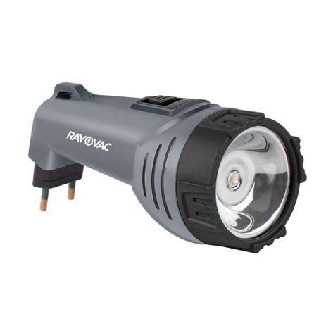 Lanterna SuperLed Recarragável tamanho médio com Garantia Vitalícia