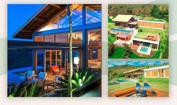 TERRAS ALTAS Terreno em Condomínio à venda em Petrópolis/RJ - Terreno com 5,451m². Sào 85