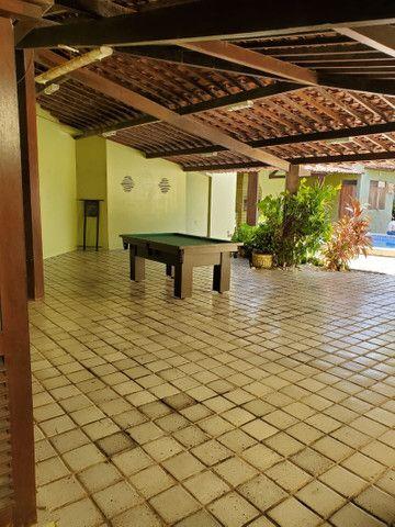 Casa com 5/4, piscina , campo de futebol na barra de São Miguel  - Foto 15