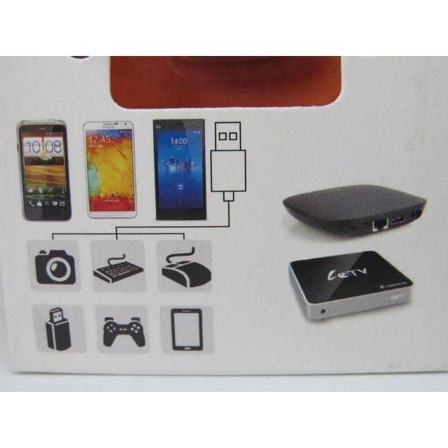 Adaptador OTG - V8 -Para USB Android Robô Para Celular E Tablet OTG - Foto 3