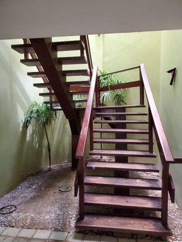 Casa com 5/4, piscina , campo de futebol na barra de São Miguel  - Foto 10