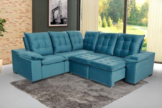 Faça seu sofá sob medida!