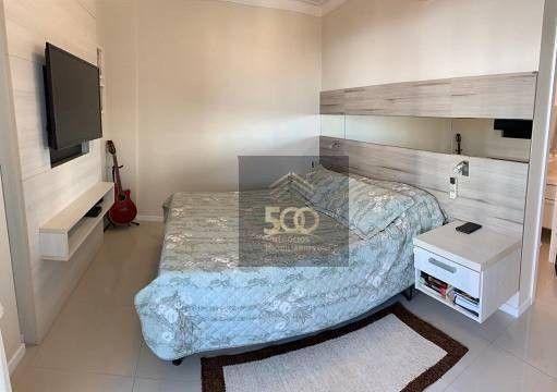 Apartamento com 3 dormitórios à venda, 120 m² por R$ 905.000,00 - Balneário - Florianópoli - Foto 5