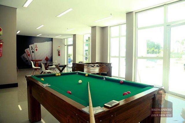Apartamento com 3 dormitórios à venda, 82 m² por R$ 550.000,00 - Guararapes - Fortaleza/CE - Foto 9