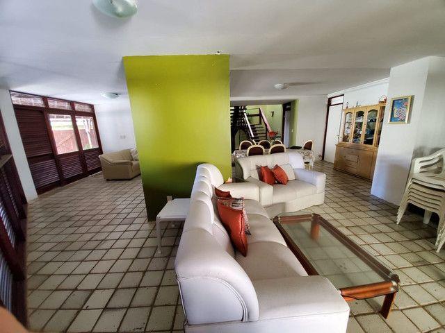 Casa com 5/4, piscina , campo de futebol na barra de São Miguel  - Foto 7