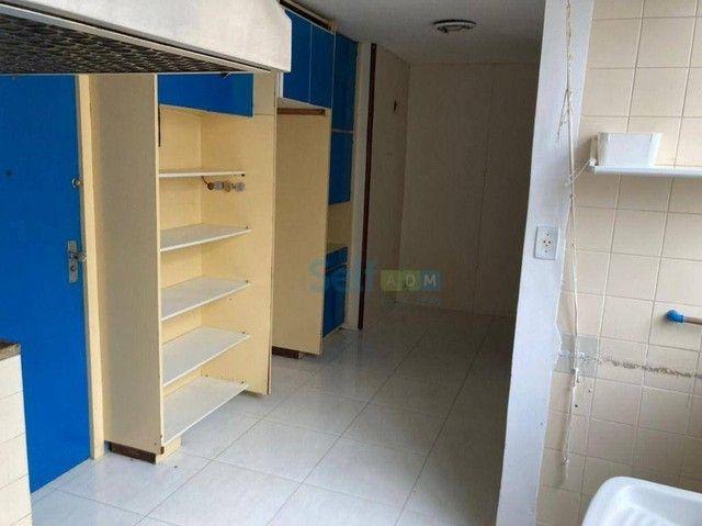 Apartamento para alugar, 75 m² por R$ 1.400,00/mês - Icaraí - Niterói/RJ - Foto 18