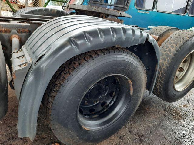 Scania 124 G 420 truck  - Foto 16