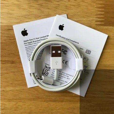 Cabo de Dados USB Apple Lightning Original de 2M para IPhone - Foto 4