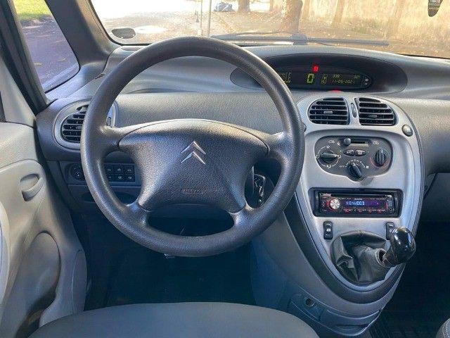 Citroën Picasso 2006/2007 1.6 Glx Flex (Completo) - Foto 10