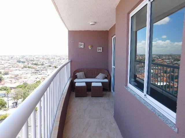 Apartamento 80,21m² com 3 quartos e 2 vagas no Benfica - Foto 11