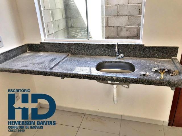 Duplex - 2 quartos com 2 banheiros - Foto 19