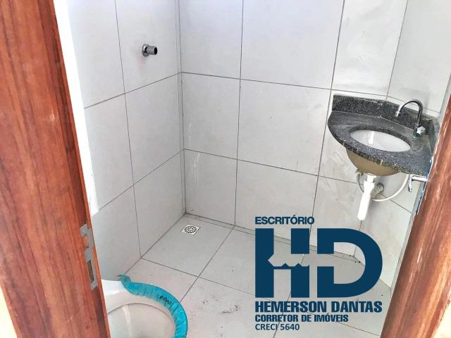 Duplex - 2 quartos com 2 banheiros - Foto 16