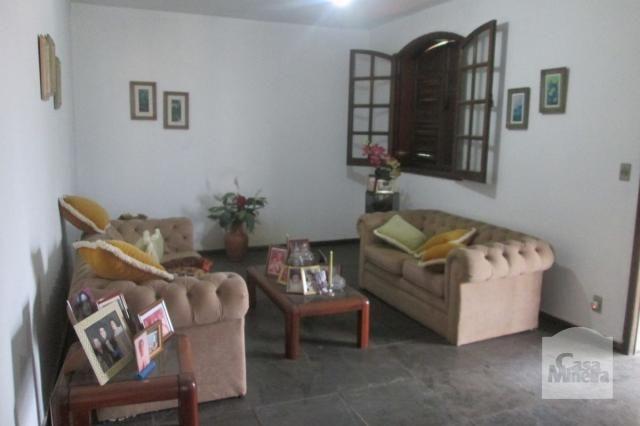 Casa à venda com 5 dormitórios em Caiçaras, Belo horizonte cod:208735 - Foto 4