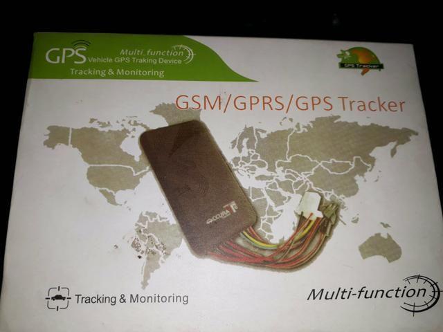 Vendo Rastreador GSM/GPRS/GOSTA TRACKER