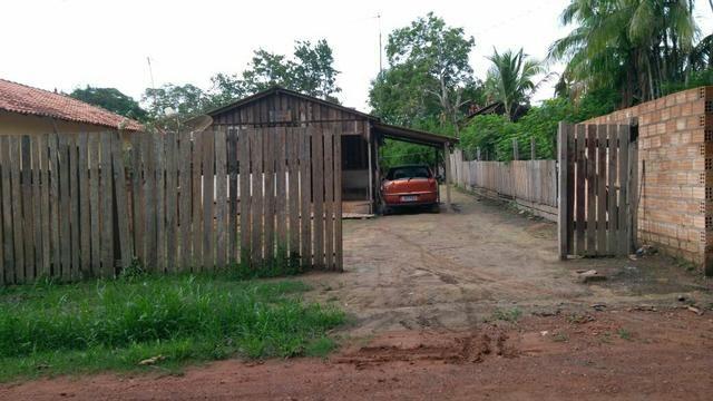 V ou T casa na comunidade perema