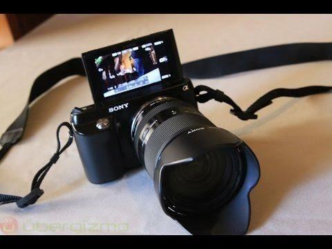 Câmera Digital Sony Nex F3