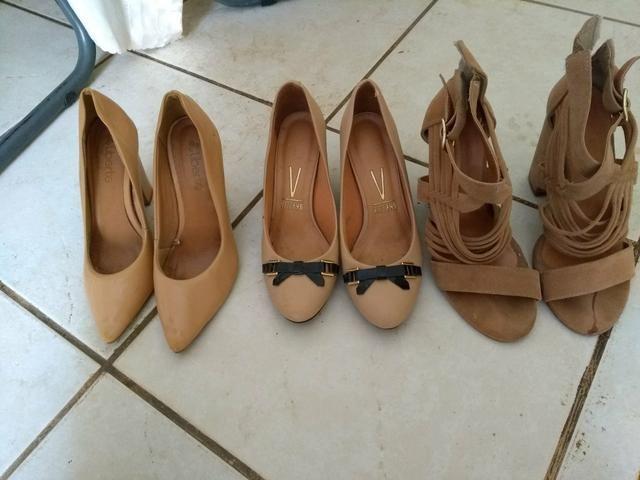Sapatos todos por cinquenta
