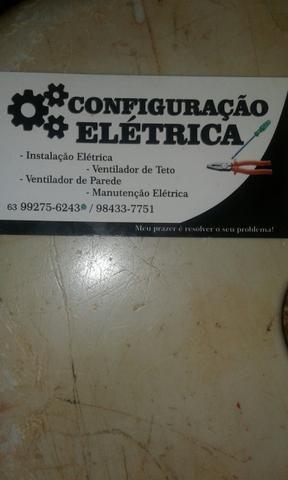 Configuração elétrica