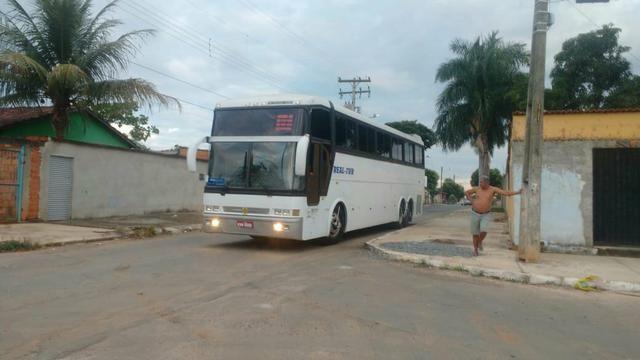 Ônibus 93 motor 113 aceito troca