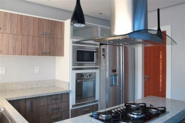 Instalação aquecedor coifa cooktop forno rede gas e medidor central de gas - Foto 5