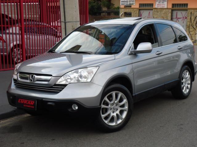 Attractive Honda Cr V Ex 2.0 Gasolina 4x4 Cinza Automático Completo