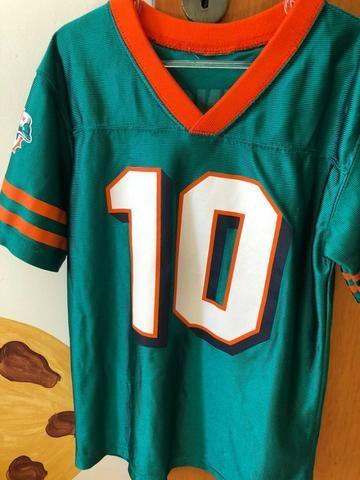 09aaf3ce7bcaf Camiseta Futebol Americano. Tamanho 6 anos. - Artigos infantis ...