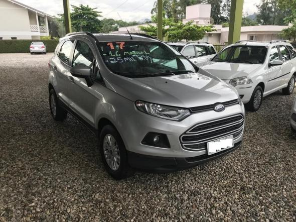 FORD ECOSPORT 2016/2017 1.6 SE 16V FLEX 4P MANUAL