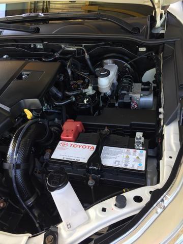 Toyota Hilux SRX 2017 único dono diesel IMPECÁVEL!!! - Foto 13