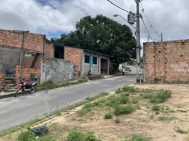 Nova Vitória casa com terreno med 8x25 plano - Foto 8