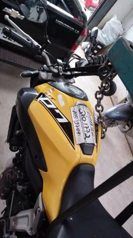 Moto P/ Retirada De Peças/sucata Yamaha Mt 07 Abs Ano 2017 - Foto 6