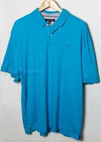 d36a5f63f Camisa Polo Masculina - Nova e 100% Original da Tommy Hilfiger ...