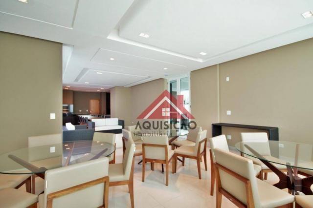 Apartamento com 3 dormitórios à venda, por r$ 399.000 - boa vista - curitiba/pr - Foto 10
