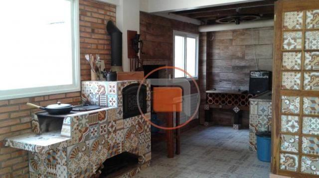 Casa com 3 dormitórios à venda, 276 m² por - bela vista - gravataí/rs - Foto 13