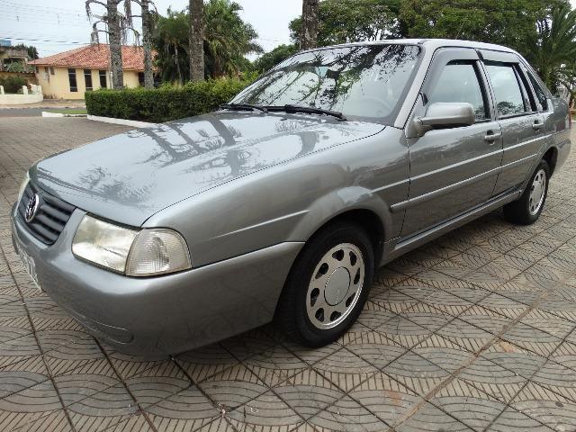 Vw - Volkswagen Santana 2.0MI_CoMpletO_ExtrANovO_LacradOOriginaL_Placa A_ - Foto 15